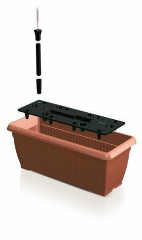 BALCONY CAN 60 cm Box + Bewässerungssystem