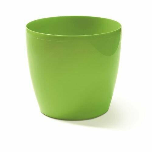 Blumentopf COUBI rund grün 9cm