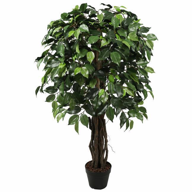 Kunstbaum Fikus Liane 120 cm