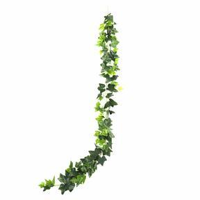 Künstliche Girlande Efeugrün 190 cm
