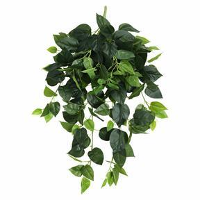 Künstliche Ranke Basilikum grün 80 cm
