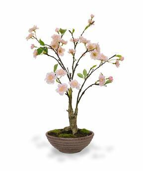 Künstlicher Bonsai Kirsche 55 cm