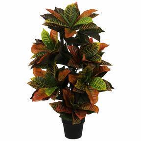 Kunstpflanze Crotone 100 cm