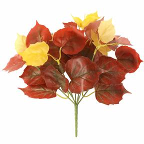 Kunstpflanze Pavinič rot 25 cm