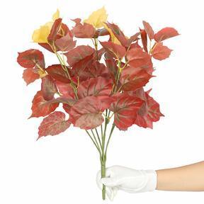 Kunstpflanze Pavinič rot 45 cm
