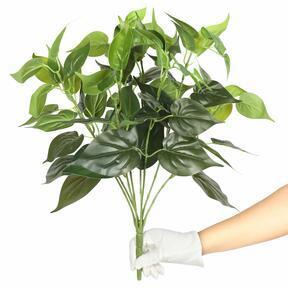 Kunstpflanze Philodendron Cordatum 45 cm