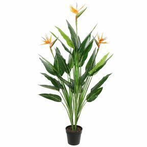 Kunstpflanze Shooting blühend 150 cm