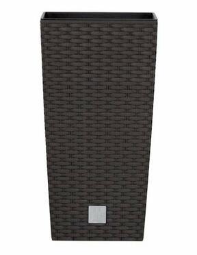 RATO SQUARE Blumentopf + Umbra-Einlage 32,5 cm