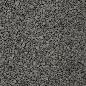Zerkleinerter schwarzer Marmor - 1200ml
